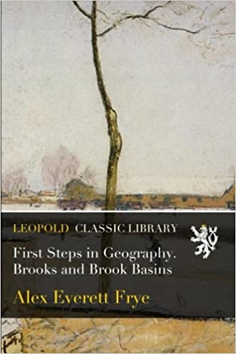 Book First Steps in Geography. Brooks and Brook Basins
