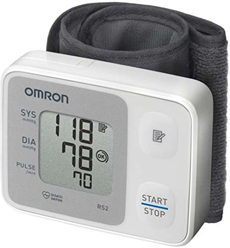 Omron Rs2 Heartbeat Indicator Sensors Light Warning Blood Pressure Monitor by Omron