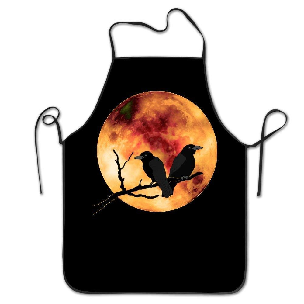 AfagaS American Flag Dachshund Women Men Kitchen Bib Apron Supermarket Overalls Coffee Shop with Chef's Apron