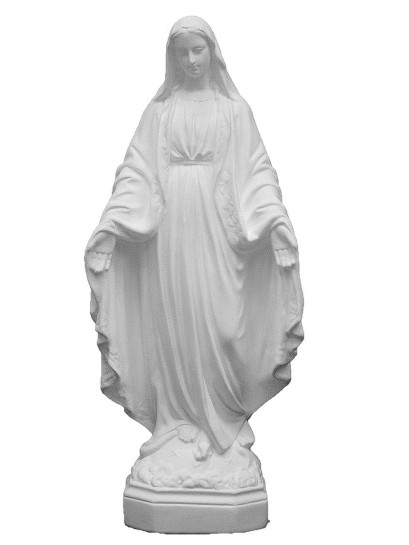 石膏像 N-062 マリア全身像 H.50cm B008I2UAIO