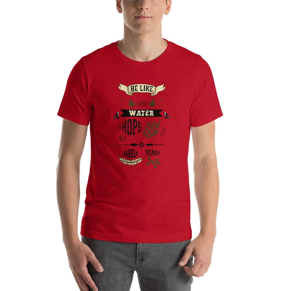 IndusHQ Boys Short Sleeve T-Shirt Polyester O Neck Printed Side Seamed Soft Mens Shirts New