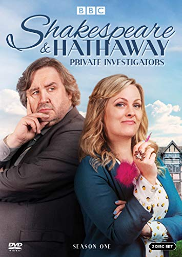 Shakespeare and Hathaway: S1 (DVD)