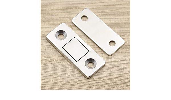 Tookie - Pestillo de puerta corredera magnético para muebles de ...