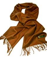 100%Cashmere Scarf--80 Rich Colors! Super Soft