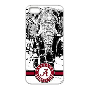 Alabama crimsontide elephant Cell Phone Case for iPhone 5S