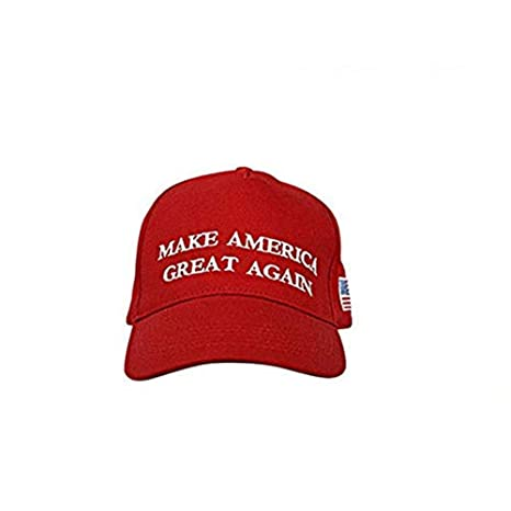 230e1cba60d Amazon.com  Make America Great Again Hat Donald Trump USA MAGA Cap  Adjustable Baseball Hat  Clothing