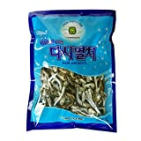 Kyпить ROM AMERICA Korean Large Size Dried Anchovies 12 oz Dasi Anchovy for Soup Stock , 다시멸치 на Amazon.com