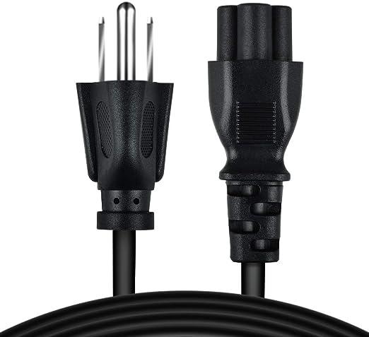 NEW Xerox XG-92D 900P LCD AC Power Cord Cable Plug Black