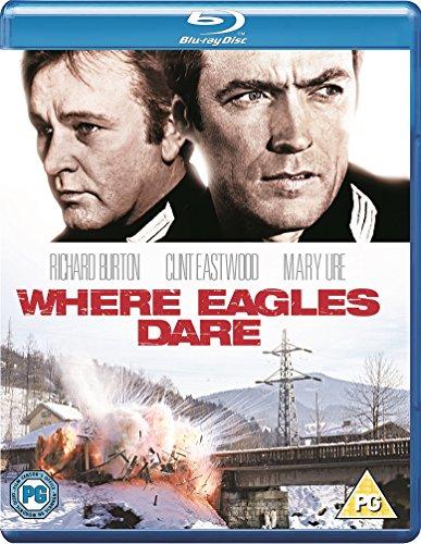 Where Eagles Dare  [Blu-ray]