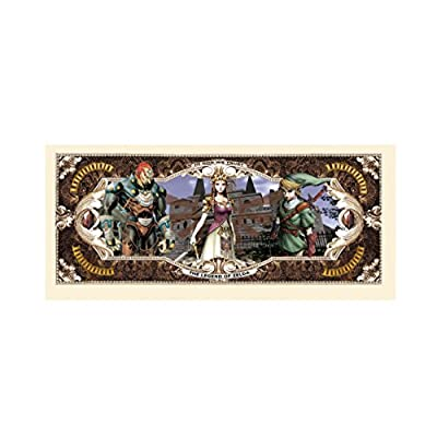 American Art Classics Legend of Zelda Million Dollar Bill - Pack of 5 - Best Gift for Zelda Fans: Toys & Games