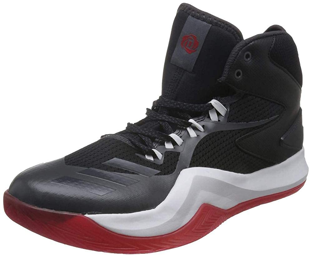 big sale b98a0 ceccc Amazon.com   adidas D Rose Dominate IV Mens Basketball Sneakers Shoes    Basketball