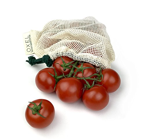 Green Bags For Veggies And Fruit - 6
