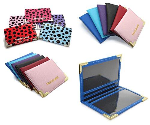 Di In nbsp;nbsp;nuovo Pink Hot Pass Fashions Oyster Rail Polka Case Travel Bus Card Holder Cuoio Dot Shukan zqPgBw