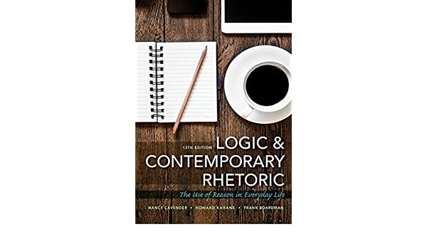 Amazon logic and contemporary rhetoric the use of reason in amazon logic and contemporary rhetoric the use of reason in everyday life mindtap course list 9781305956025 frank boardman nancy m cavender fandeluxe Gallery