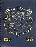 img - for Ithaca Michigan Centennial 1855-1955 book / textbook / text book