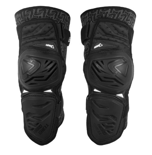 Leatt Enduro Knee Guard (Black, Large/X-Large)