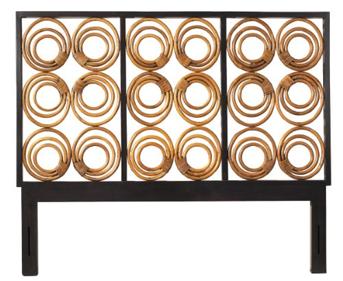 Padma's Plantataion Suki Headboard, Queen (Stretch Microfiber Faux Leather)