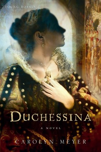 Book cover for Duchessina
