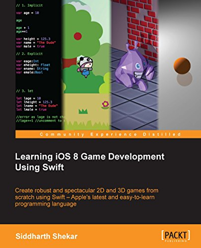Download Learning iOS 8 Game Development Using Swift Pdf