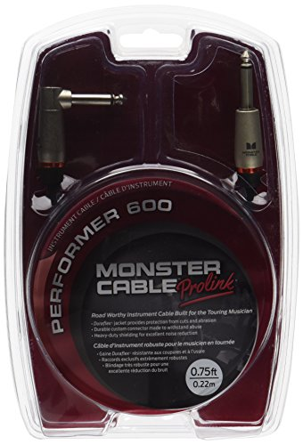 Monster Performer 600 Instrument Cable - 8