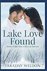 Lake Love Found: A Contemporary Romance Novella (Large Print Edition) Paperback