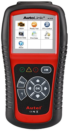 Autel AL519 AutoLink Enhanced OBD ll Scan Tool with Mode 6 (Obd Scan Tool compare prices)