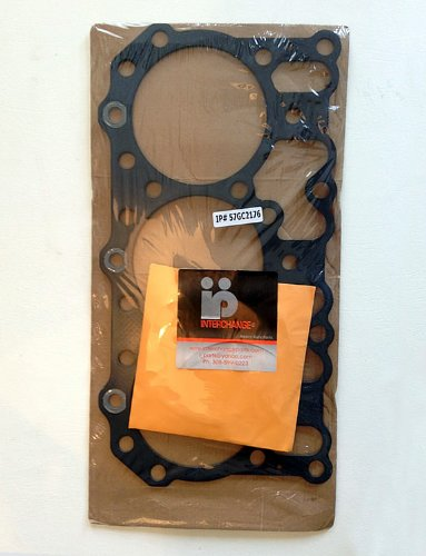 Set of two Gaskets and 6 Ring Fire for Mack E7 57GC2176 and Renault E-Tech NEW