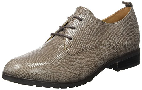 Reptile Women's Oxford 23351 Beige Caprice Taupe x8XBYnA