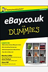 eBay.co.uk For Dummies Kindle Edition