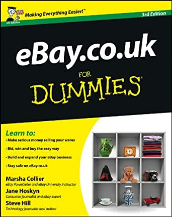 eBay.co.uk For Dummies (English Edition) eBook: Collier, Marsha ...