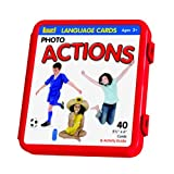 PlayMonster 976 Lauri Photo Language Cards - Actions