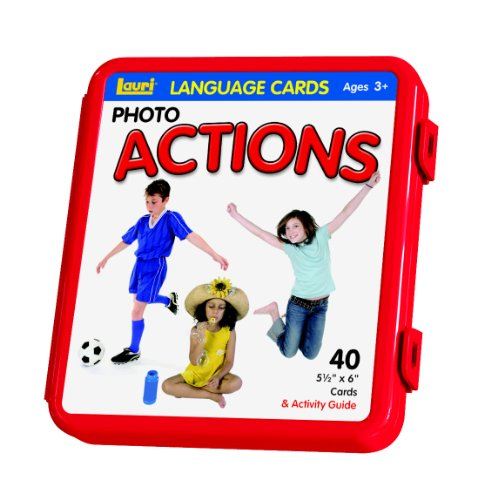 - Lauri Photo Language Cards - Actions