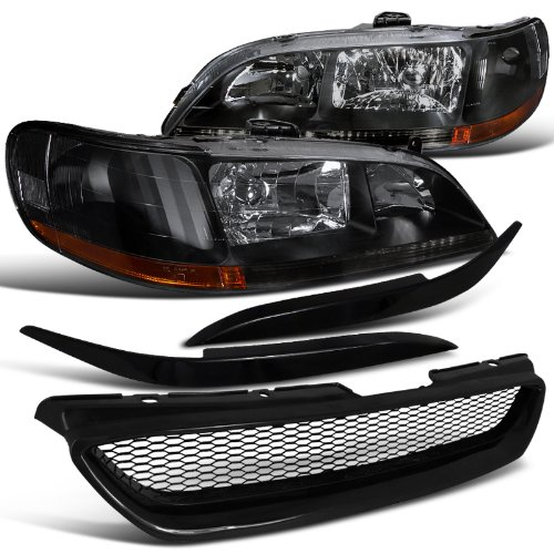 honda-accord-2dr-blk-headlights-grille-cf-eyelid