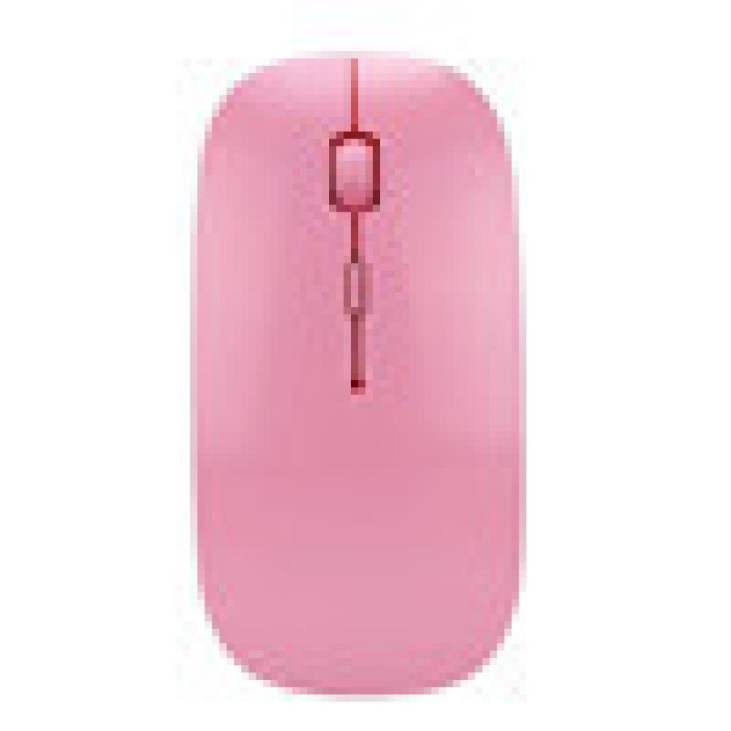 Ratones PC, Magiyard Ratón inalámbrico 2.4 GHz + receptor para PC portátil Mac (Inalámbrico, Rosa): Amazon.es: Electrónica