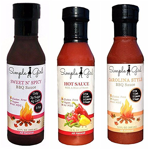 Simple Girl Salad Dressing & BBQ Sauce