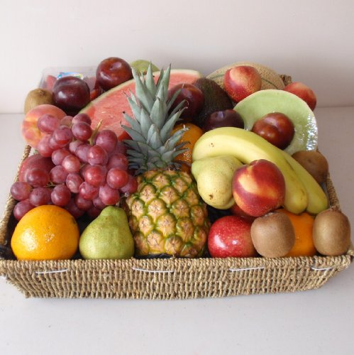 Fruit Gift Basket - XLarge Delivery in Los Angeles and Orange County Area Only