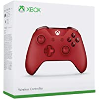 Microsoft XBOX ONE S Red Wireless Controller