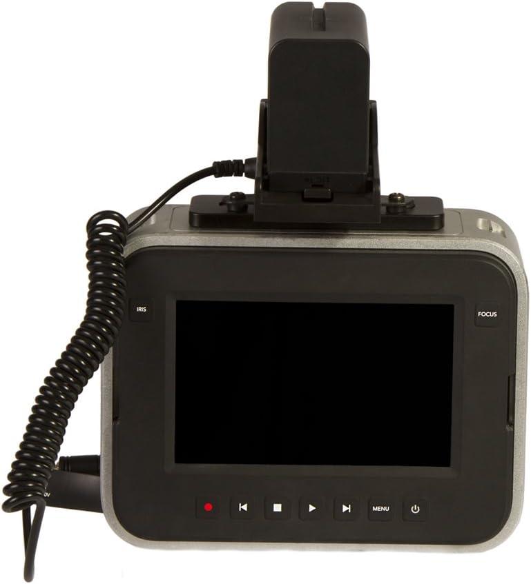 Ikan BMC-PWR-PW-C Bmc DV Top Mount Power Solution for Canon 900 Black