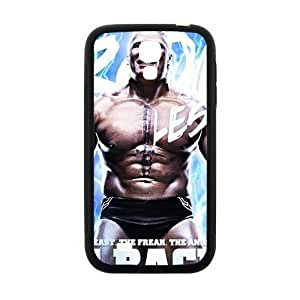 YESGG WWE Wrestling Fighter Black Phone Case for Samsung Galaxy S4
