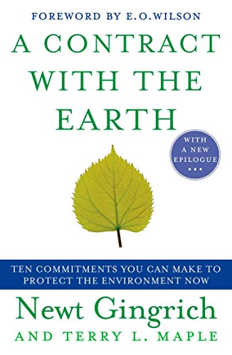 A Contract with the Earth: Ten Commitments You Can Make to Protect the Environment Now (Top 10 Best Public Speakers In The World)