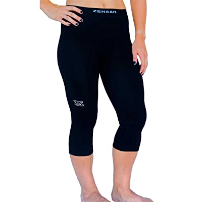 3/4 Compression Tights Bk-l/xl