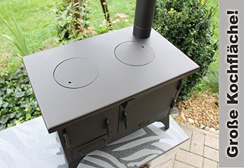 Outdoor Küchenofen : Outdoor küchenofen garten herd gartenküche mit schornstein amazon