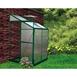 Lean To 4x4 Greenhouse Kit EarthCare LeanTo