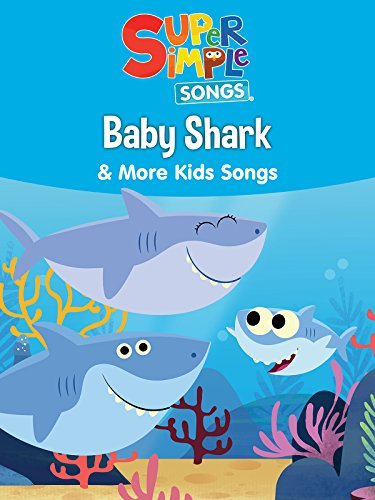 Baby Shark & More Kids Songs - Super Simple Songs (Song Christmas Pup)