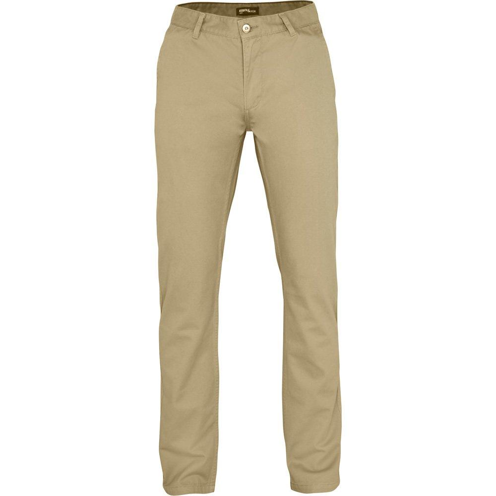 Asquith /& Sommerset Mens Chinos Pantaloni Uomo