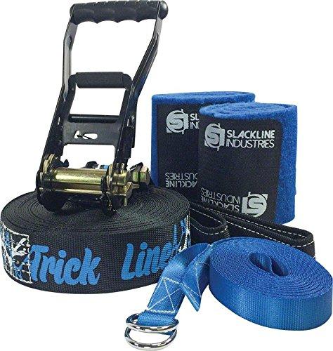 best trick slackline kit good trickline