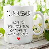 Best Disney Anniversary Gifts For Husbands - Anniversary Gifts Husband Gift Valentines Day Gift Coffee Review