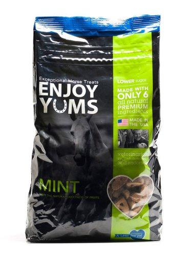 Enjoy YUMS Horse Treats 5 lb Mint by Enjoy Yums