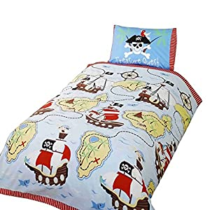 51h2Ule-xfL._SS300_ Pirate Bedding Sets and Pirate Comforter Sets