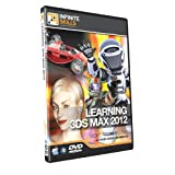 Learning 3DS Max 2012 Training DVD - Over 15 Hours of Video Training